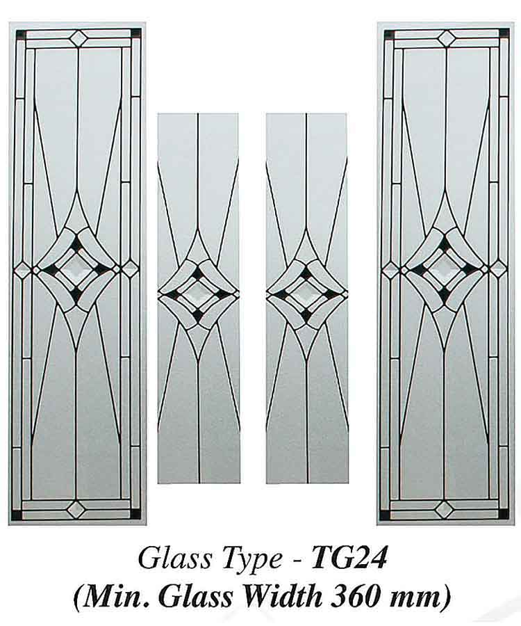 Decorative Glass Available In Both Windows Doors Costello Windows