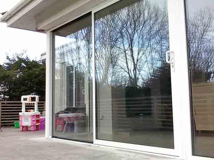 Sliding Patio Doors. Aluminium Sliding Patio