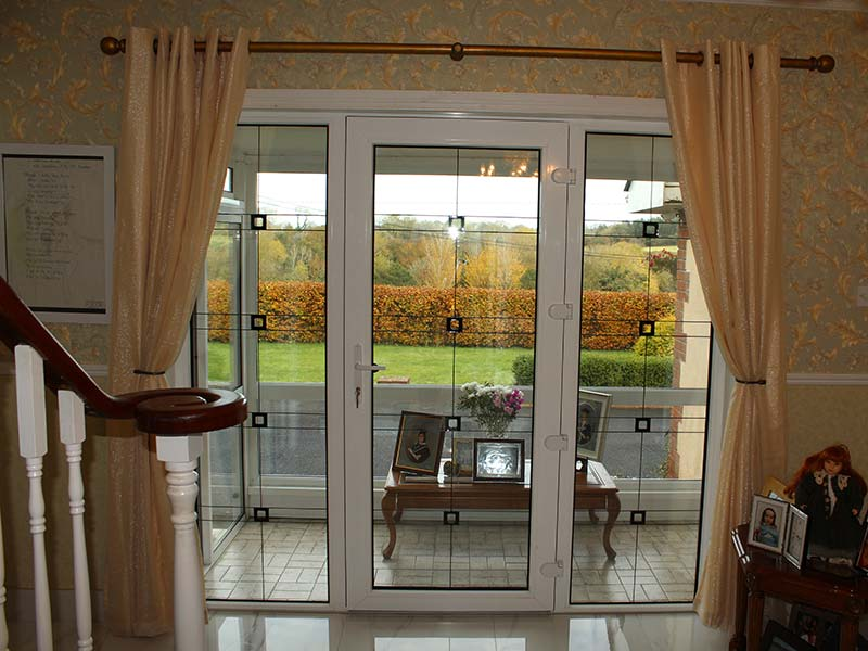 Aluminium front doors request a quote in a few steps for Front door quote online