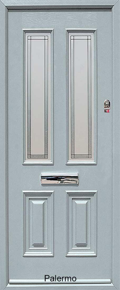 composite front door 11