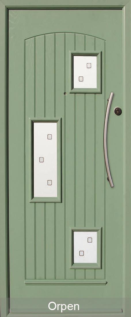 composite front door 6