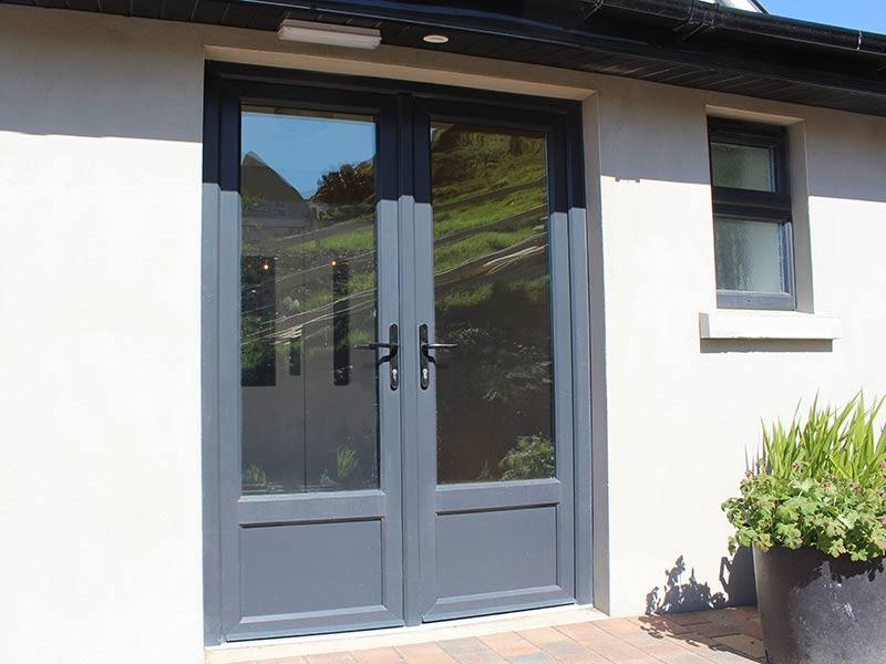 Renaissance doors ireland upvc door properties for Upvc french doors northern ireland