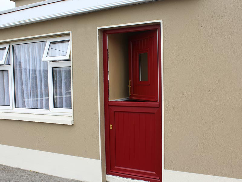 Pvc Le Door