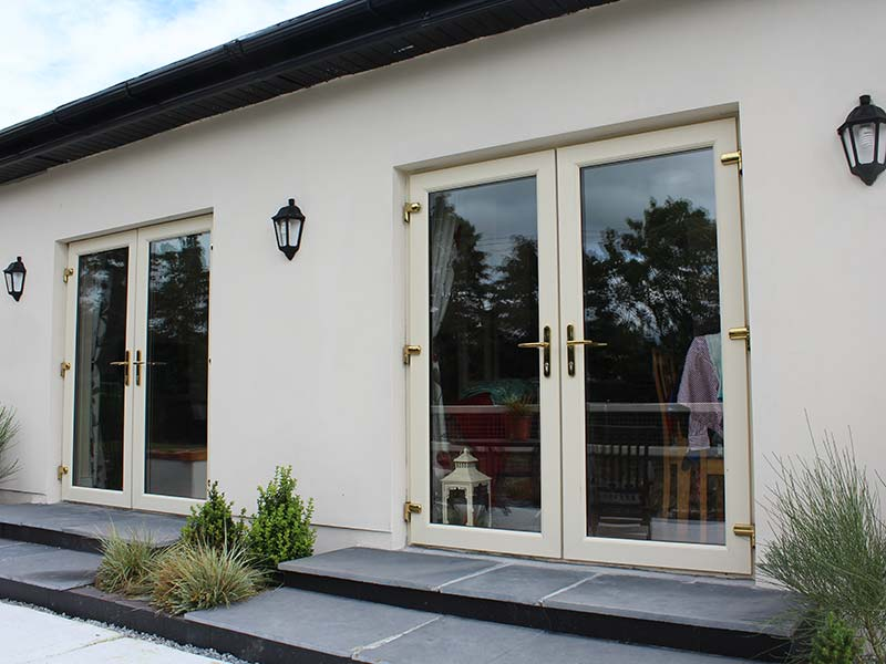 Upvc French Doors Sale White French Doors And Top Light French Doors For Sale Uk The English