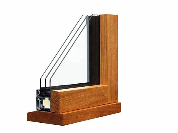 Aluminium Clad Window