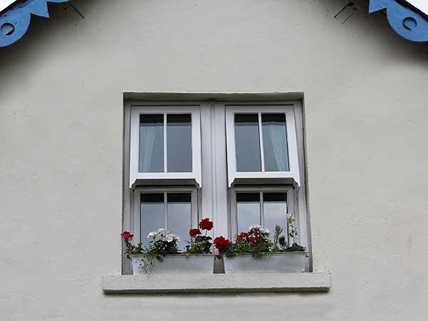 gable end window