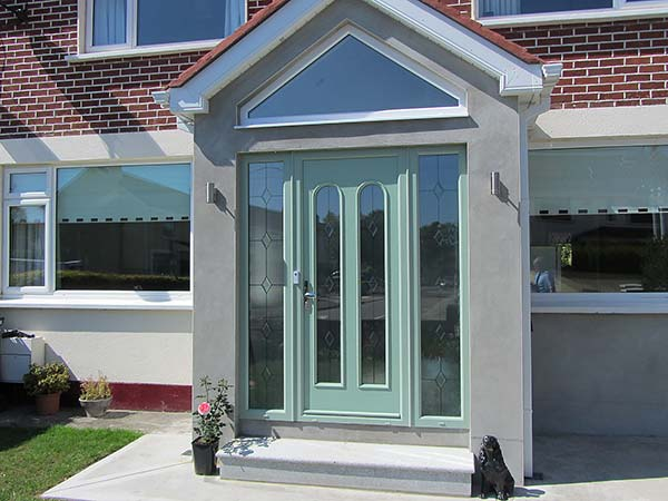 Chartwell Green door