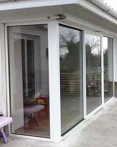Thermally Efficient Aluminium Sliding Patio Doors
