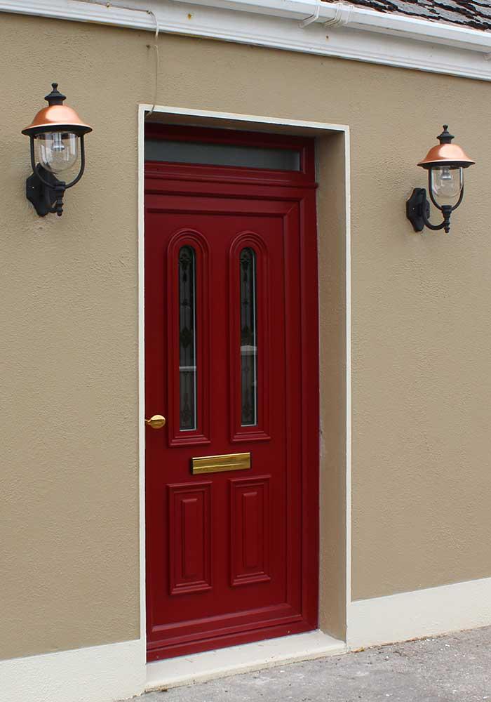 front doors dublin