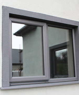UPVC Passive Windows